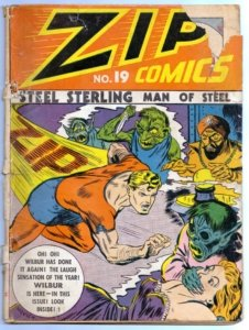 Zip Comics #19