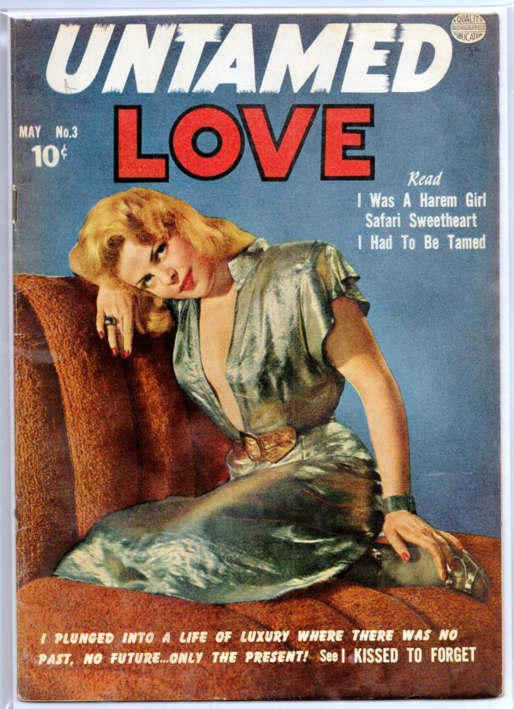 Untamed Love #3