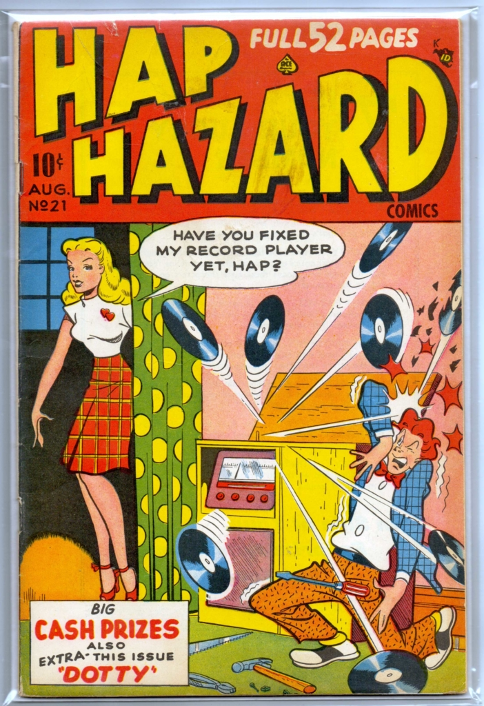 Hap Hazard Comics #21