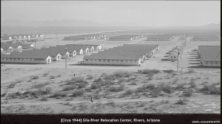 Gila River Japanese internment camp
