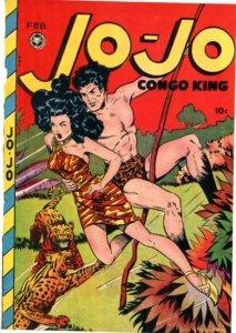 Jo-Jo Comics #24